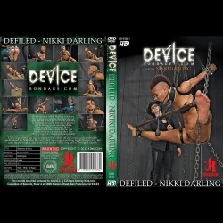 Device Bondage 40 - Defiled - Nikki Darling - KINK-DEB-040