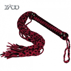 Suede Zweep van ZADO Leather - or-20400773001