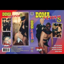 Doma Fetish 5 - dvm-857