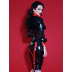Latex Rubber Mistress Skirt size X-Large - HR-SR1104-XL