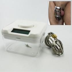 De kuisheids Sleutel Kluis / Chastity Key Safe - xr-ae378