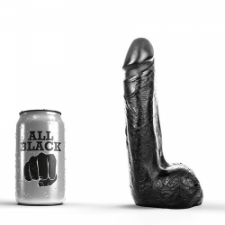 AB05 Mathias dildo van All Black - 115-ab05