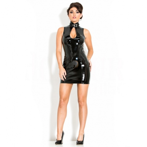 PVC Delilah Dress - hr-h2034