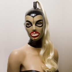 Feitico Latex Maske 'Pheito II' - ft-01-20