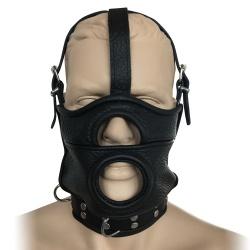 Saxos Lederen Masker - os-0519