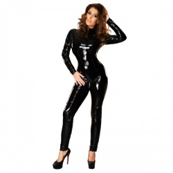 Domina PVC Catsuit by Ledapol - le-1017