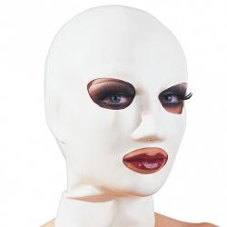 Wit Masker met openingen - or-29200502001