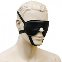 Blinddoek met 3 elastische banden - os-0127-s