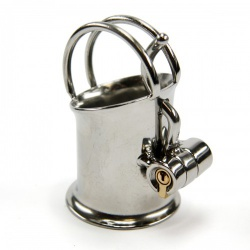The Tube Jacket PA600 chastity cage - bhs-064