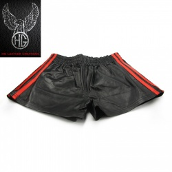 Sport Shorts van HG Leather Creations - hg-sprtshrt01