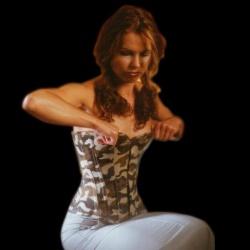 safari Taille corset - et-ec002-saf