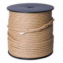 200 meter Shibari - Jute touw 6 mm op spoel - ta-jute06-200m
