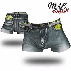 Jeans $ Boxer short by MAE-Wear - mae-cl-084db