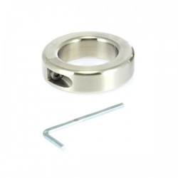 RVS Balzakstretcher 15 mm hoog - 170 gram - ri-7380
