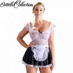 Dienstmeisjes jurk maten S > XL - or-2470721