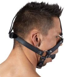 SM Kopfgeschirr mit Mundknebel - 24921561001