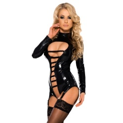Datex Open Front Fetish Body - le-9066