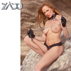 Lederen Collar by Zado - or-02556960000