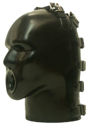 Zware Rubber Latex Helm - sg-m4r