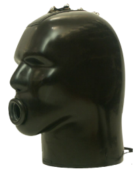 Zware Rubber Latex Helm M4B-s - sg-m4b-s