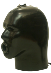 Zware Rubber Latex Helm M4C-s - sg-m4c-s
