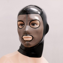 Feitico Latex Maske 'Helios' - ft-02-06