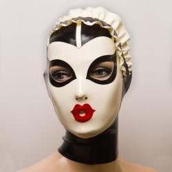 Latex Hestia Masker - ft-01-04