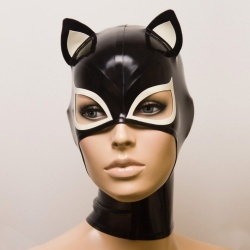 Feitico Latex Maske 'Metis' - ft-01-14