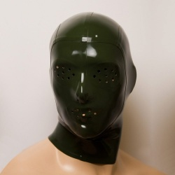Latex Maske 'Morpheus' - ft-02-04