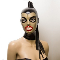 Feitico Latex Maske 'Peitho'  - ft-01-19