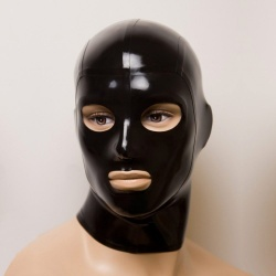 Latex Maske 'Zeus' - ft-02-01