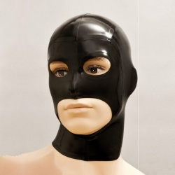 Latex Maske 'Zeus II' - ft-02-10