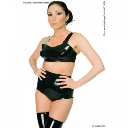 Latex Unisex Slip von Latexa - la-1142