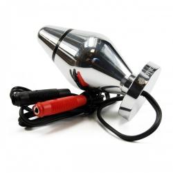 Electrosex Bi-Polar Butt Plug 'John' by Mystim - or-0528960