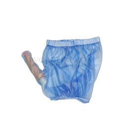 Plastic Posing Pants by PVC-U-Like - pul-pa45