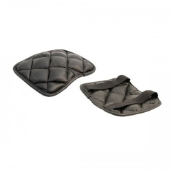 Leather Knee Pads by Mister B - mrb-610520