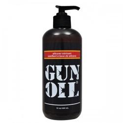 Gun Oil - Silicone Lubricant - 480 ml. - du-133417