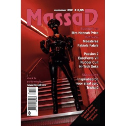 Massad BDSM Magazine 292 - Massad editie November - December 2018 - ms-massadmagazine292