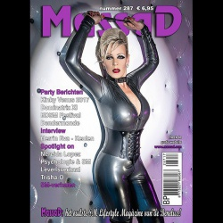 Massad BDSM Magazine 287 - Massad editie December 2017 - Januari 2018  - ms-massadmagazine287