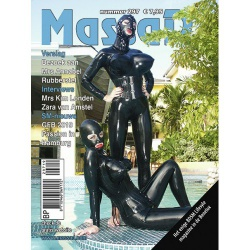 Massad BDSM Magazine 297 - Massad editie Aug - Sept 2019 - ms-massadmagazine297