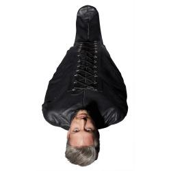 Lederen Bondage Body Bag van ZADO - or-20500721711