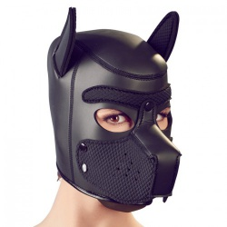 Puppy Masker - Damesmodel van Bad Kitty - or-24927841001