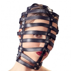 Hoofdmasker 'Cage' van Bad Kitty - or-24927331001