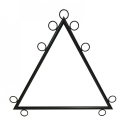 BDSM Bondage Triangle - Medium - dgs-405