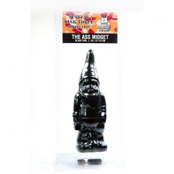 The Ass Midget - Black by Domestic Partner - opr-115-spt80b