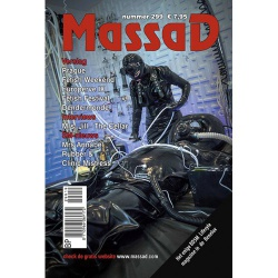 Massad BDSM Magazine 299 - Massad editie Dec 2019 - Jan 2020 - ms-massadmagazine299