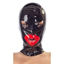 Latex Lips Masker van Late-X - or-29202981001