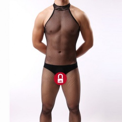 Men's Bodystocking by MAE-Wear - mae-cl-202