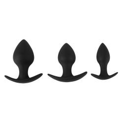 3-delige Anal Trainer Set vanBlack Velvets - or-05357880000