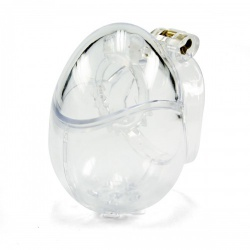 The Egg inescapable untouchable Chastity Device - mae-sm-004